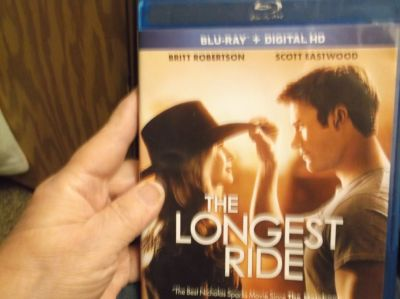the longest ride dvd hd and blue ray