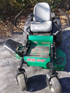 Bobcat zero turn mower