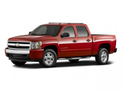 2008 Chevrolet Silverado 1500 Work Truck (Blue Granite Metallic)