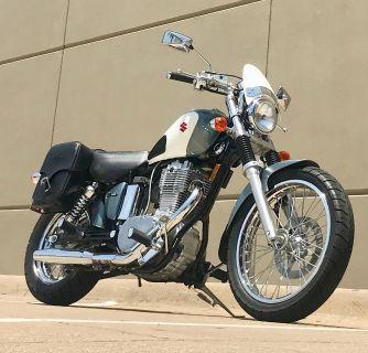 2013 Suzuki Boulevard S40 Cruiser Motorcycles Plano, TX