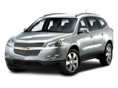 2009 Chevrolet Traverse LTZ (Silver Ice Metallic)