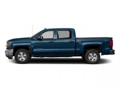 2017 Chevrolet Silverado 1500 LT (Deep Ocean Blue Metallic)