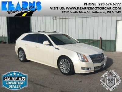 2010 Cadillac CTS 3.6L Performance (White Diamond Tricoat)