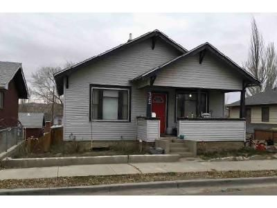 2 Bed 1 Bath Foreclosure Property in Rock Springs, WY 82901 - I St