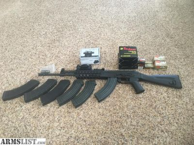 For Sale: Mm m10 ak package