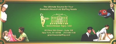 Housekeeper Manhattan, Live-Out 75K+ (DOE) 40hr Week!!