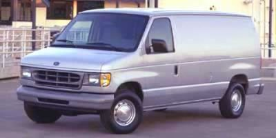 2001 Ford E-150 (Oxford White)