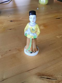 Made in occupied Japan figurine