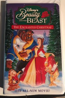 Disney s Beauty & The Beast the Enchanted Christmas