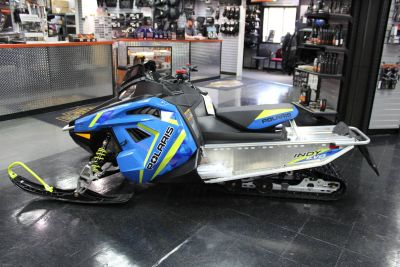 2019 Polaris INDY EVO ES Trail Sport Snowmobiles Pittsfield, MA