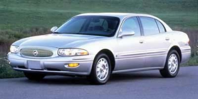 2000 Buick LeSabre Custom (Sterling Silver Metallic)