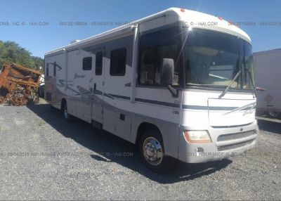 2003 WORKHORSE CUSTOM CHASSIS MOTORHOME CHASSIS