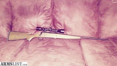 For Sale: Savage .308 wood stock