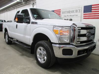 2014 Ford Super Duty F-250 XLT 4WD Ext Cab Short Bed