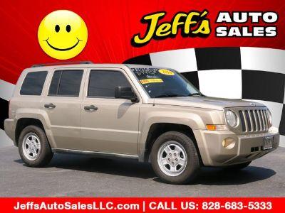 2010 Jeep Patriot Latitude (Gray)