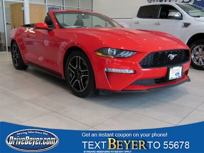 2018 Ford Mustang (Race Red)