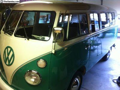 Split Window VW Bus in Excellent Condition!!! 1966