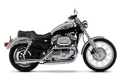 2003 Harley-Davidson XL 1200C Sportster 1200 Custom Sport Motorcycles Belleville, MI