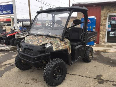 2011 Polaris Ranger XP 800 Side x Side Utility Vehicles Jamestown, NY
