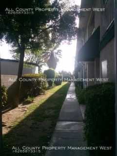 Large Townhouse style 1bd/1bath for rent in Upland