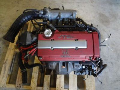 Purchase JDM Honda Integra 1.8L 96-97 B18C DOHC VTEC Type R Engine ITR Civic EG EK B18C motorcycle in West Palm Beach, Florida, United States, for US $2,499.00