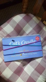 cats cradle book and string