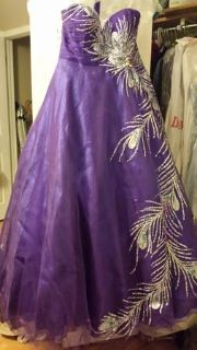 Mac Duggal ball gown