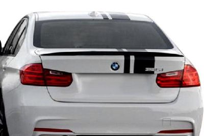 Buy New 2012 BMW 3-Series Factory Style Spoilers Spoiler & Wings, ABS Plastic motorcycle in Roanoke, Texas, US, for US $134.95