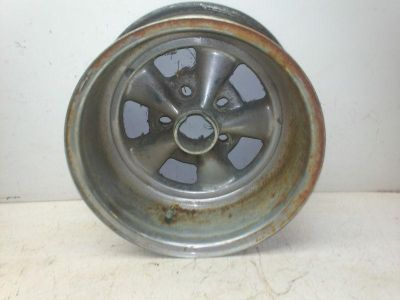 Sell CRAGAR SS 15x8 S10 CAMARO CHEVELLE RIM / WHEEL 5x4.50 / 5x4.75 / 5x5 motorcycle in Bedford, Ohio, US, for US $49.99