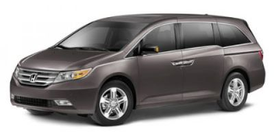 2012 Honda Odyssey Touring (Crystal Black Pearl)