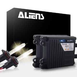 Purchase Aliens HID Xenon Conversion Kit H1 H3 H4 H11 H13 9005 9006 9007 880 5202 motorcycle in Walnut, California, United States