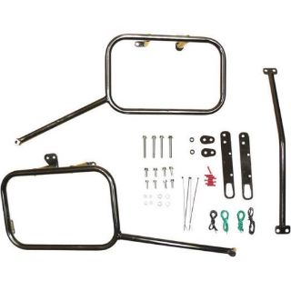 Sell Moose Racing Expedition Side Case Mounts (3501-0912) motorcycle in Holland, Michigan, United States, for US $299.95