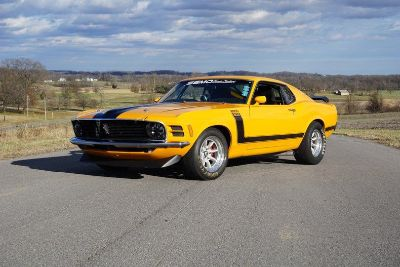 1970 Ford Mustang Boss 302 Trans AM Repl 1970 Ford Mustang Boss 302 Trans AM Replica