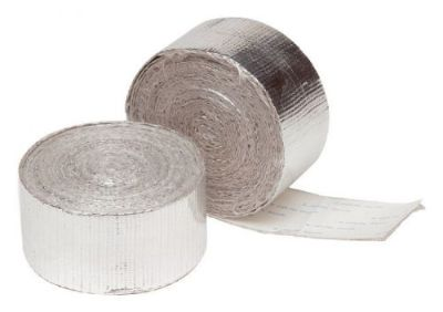 "Purchase Heatshield Products 4"" Wide x 10' Long Thermaflect Tape Roll 340410 (1100 Deg F) motorcycle in Wilmington, Delaware, United States, for US $28.53"