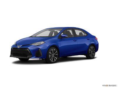 2019 Toyota Corolla SE (Blue Crush Metallic)