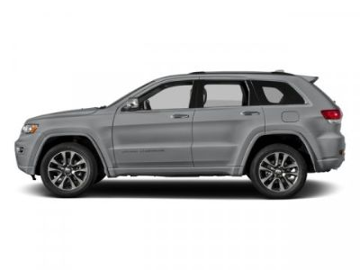 2018 Jeep Grand Cherokee Overland (Billet Silver Metallic Clearcoat)