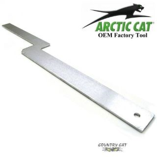 "Purchase Arctic Cat OEM 1.365"" Clutch Alignment Bar 1992-2008 Z ZL ZR ZRT JAG - 0644-320 motorcycle in Sauk Centre, Minnesota, United States, for US $28.95"