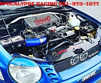 WRX EJ20 ENGINE REPLACEMENTS TURBO PARTS AND LABOR