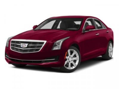 2015 Cadillac ATS 2.0T Luxury (Black Raven)