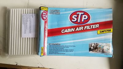 VW New Beetle Cabin Air Filter