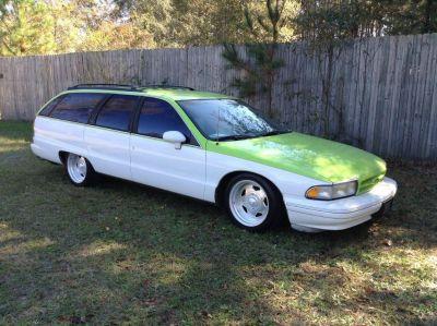 1991 Chevrolet Caprice Base (UNK)