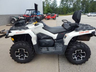 2015 Can-Am Outlander MAX XT 500 Utility ATVs Concord, NH