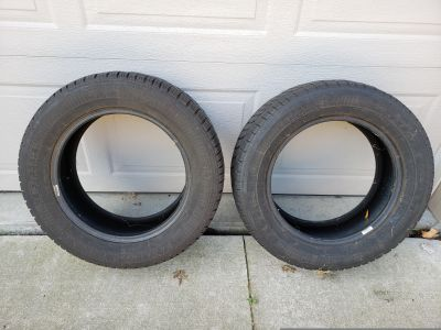 A pair of tires, R16