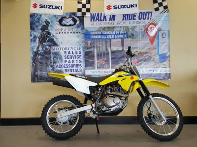 2018 Suzuki DR-Z125L Competition/Off Road Motorcycles Melbourne, FL