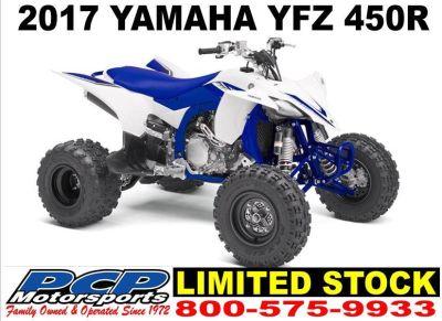 2017 Yamaha YFZ450R Sport ATVs Sacramento, CA