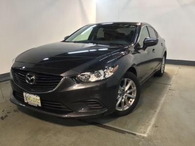 2015 Mazda Mazda6 i Sport (Meteor Gray Mica)
