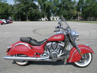 2014 Indian Chief Classic Cruiser Motorcycles Springfield, MA