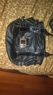Guess leather and heavy