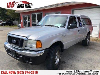 2005 Ford Ranger XLT (Silver Metallic)