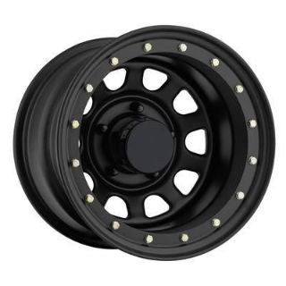 "Sell Pro Comp Xtreme Rock Crawler Series 152 Black Wheel 15""x8"" 5x4.5"" BC Set of 5 motorcycle in Tallmadge, OH, US, for US $499.85"